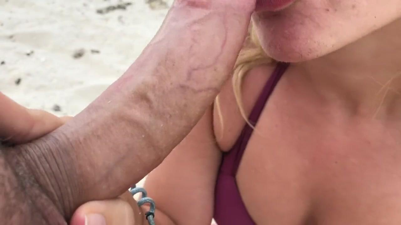 Porr På Stranden
